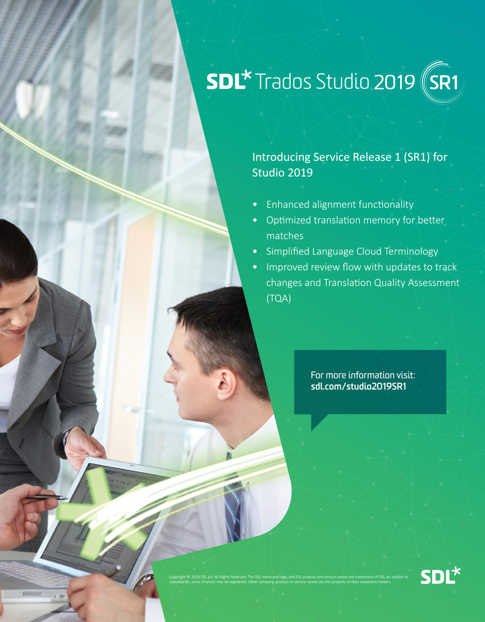 MultiLingual May/June 2019 – SDL Advertisement