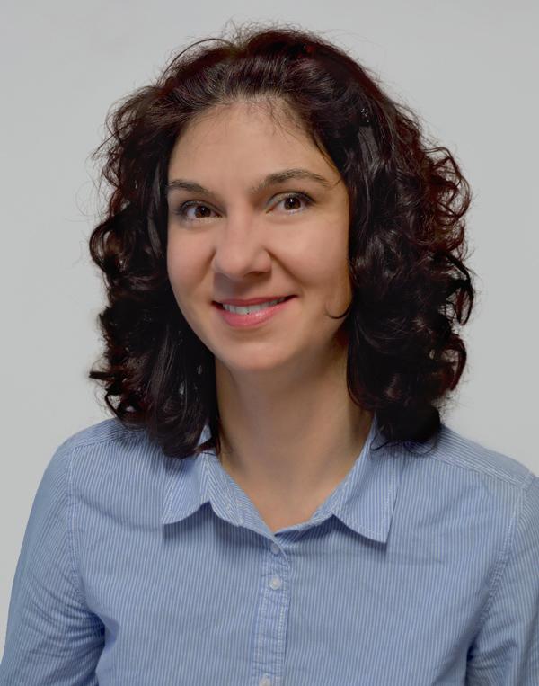 Gergana Toleva headshot