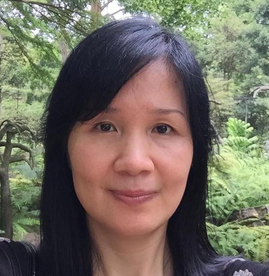 Susan XU Yun headshot