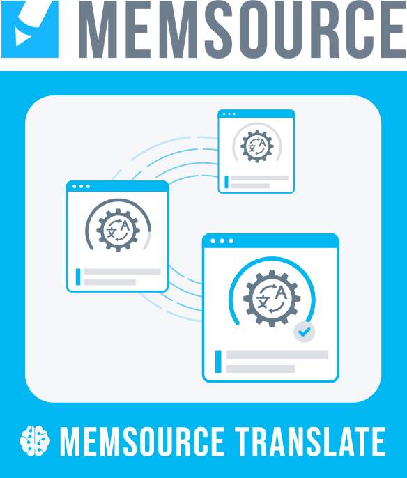 Memsource Translate logo