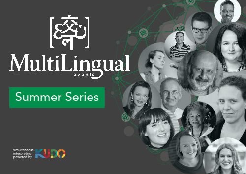 MultiLingual Announces New Summer Series
