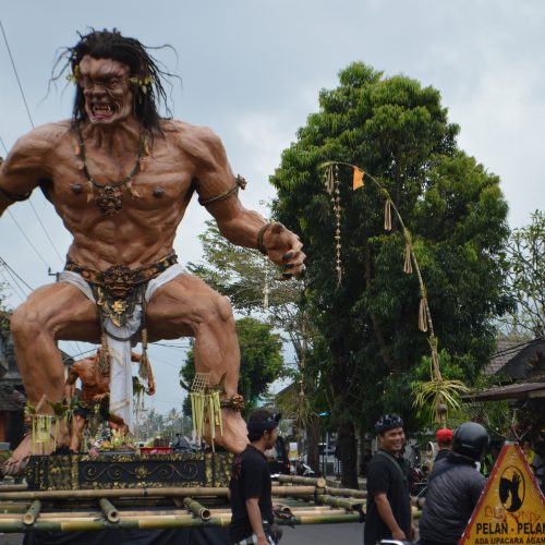 Nyepi and global internet