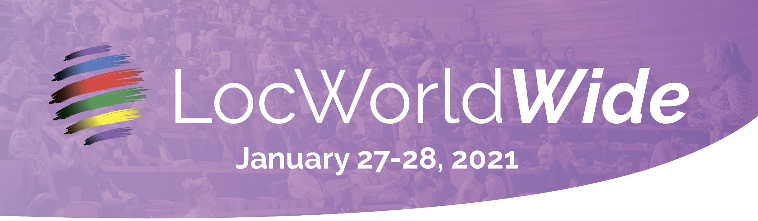 LocWorld logo