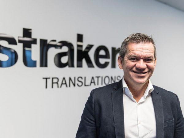 Grant Straker, CEO