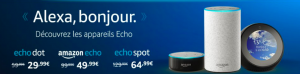 Amazon Echo (Alexa) launch advertisement.