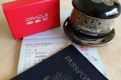 The Oracle Applications User Experience PaaS4SaaS enablement for partners in Beijing and Singapore saw a simplified UI deployed live to an Oracle Java Cloud Service-SaaS Extension service.  Is your tech stack and outreach in sync globally?