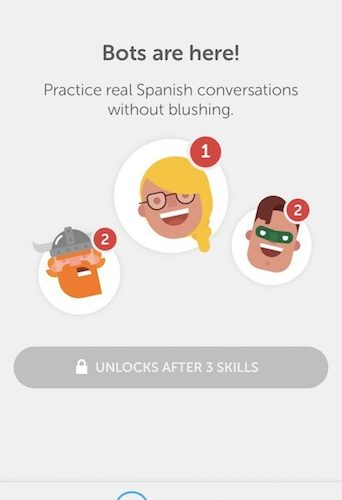 Conversational User Experience: Language Learning with Duolingo