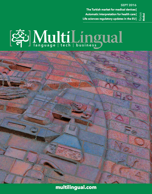MultiLingual magazine #162