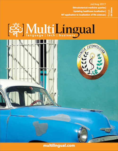 MultiLingual Jul/Aug 2017