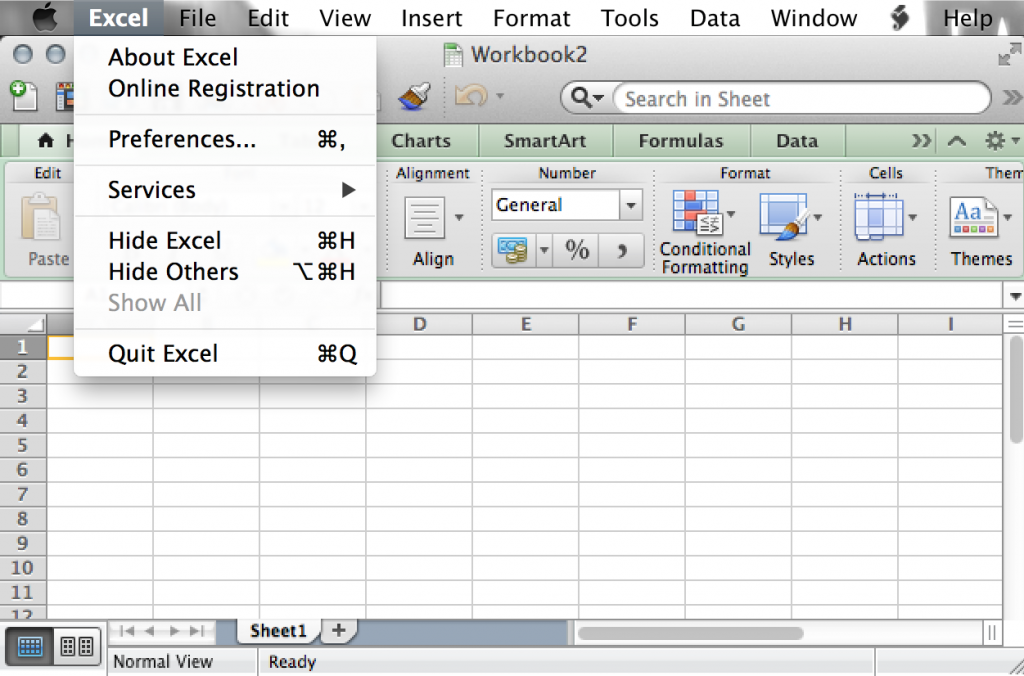 Your New Fancy Translation Technology is Here!  Microsoft Excel