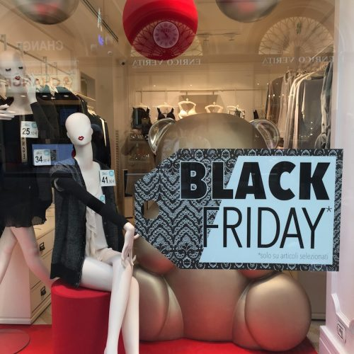 Things Are Looking Black For Boring Fridays Worldwide