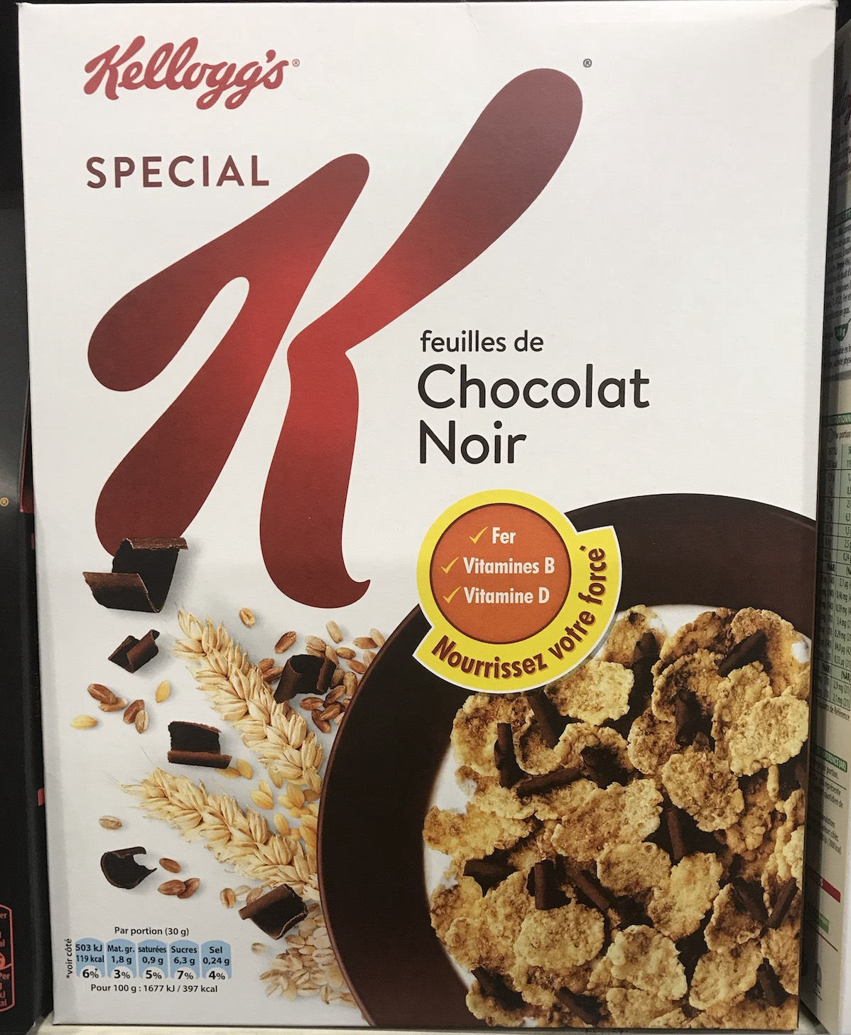Kellog's Special K in France