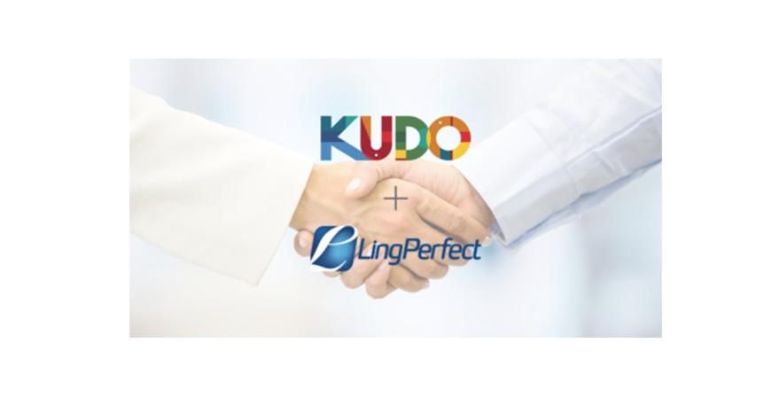 kudo partners with lingperfect