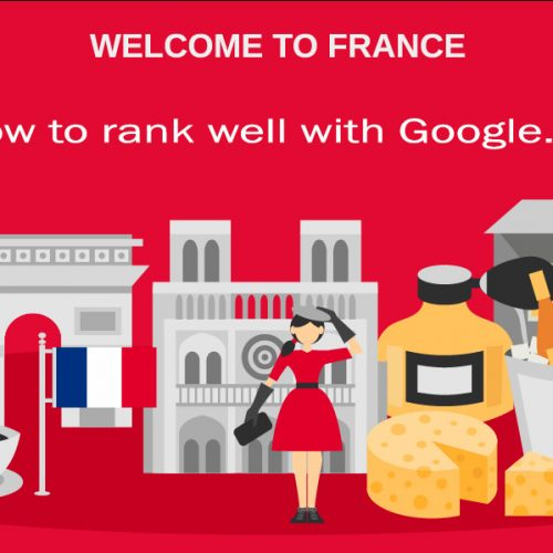 How to rank well in French SEO