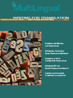 Guide to Writing for Translation 2009