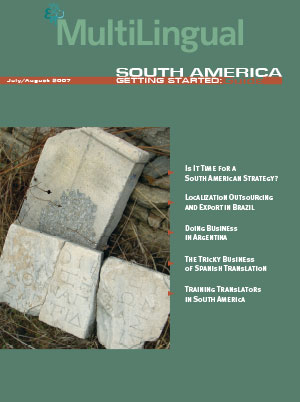 Guide to South America 2007