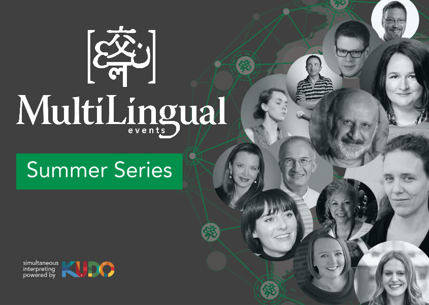 MultiLingual Summer Series banner